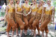 Chorus Girl Style
