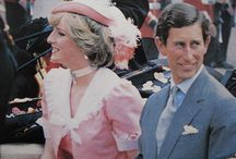 Charles and Diana their honeymoon