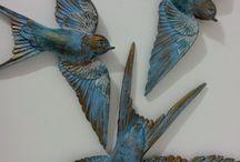 πουλιά πυλιε