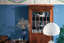 Interiors in the Art Nouveau style / flats and country houses interiors that we designed