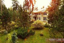 Надо купить / Красивые дома в Новоглаголево. Киевское шоссе.
