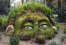 na zahradku