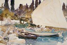 Artists: John Singer Sargent