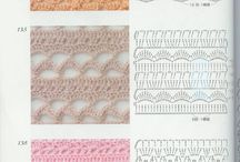 Muster / Häckelnanleitung