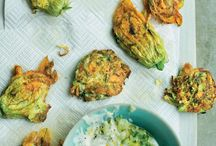 In season: COURGETTES / Who knew courgette could be so versatile? It's also super good value, try eating seasonal courgettes raw in salads, fried as fritters or stirred through big bowls of pasta.