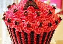 Holly cupcakes / cupcakes beraneka ragam