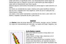 Cartas de Tarot  baraja Española