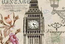 London illustrations
