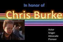 #ChrisBurke50 / Celebrations of Chris Burke's 50th birthday!