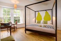 Bedroom Inspiration (Home Decor)