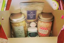 Custom Spa Gift Boxes