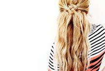 helpot hiukset