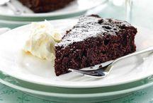Gluten chocolate cake