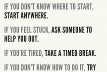 Everyday wisdomes