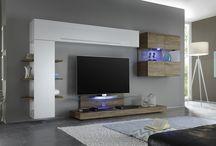 телевизионная стенка