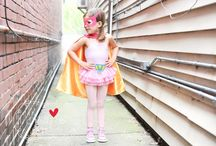 Super heroes / by Molly Forker