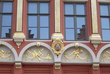 Masonic Buildings (Details) / Details of Masonic Architectures.