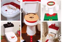 Christmas Toilet Seat Cover / Familiarize yourself with these Christmas toilet seat cover and study the diagram this links http://www.electricaldeals.net/product-category/christmas/