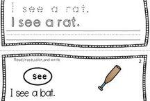 sentence writing.  I see a rT