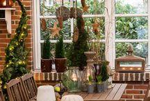 Hjem og have hos jette