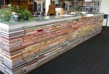 What else can I do with books? / by Kathy Lee