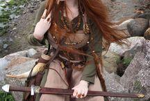 Viking princess is my dream job