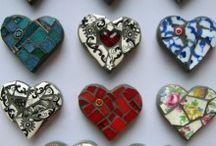 mosaic ideas / mozaiekideeen