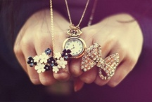 Jewlery / by Chique Boutique