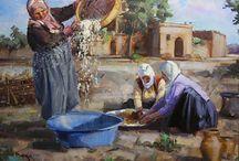 köylü kadınlar