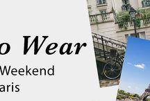 What to Wear: Romantic Weekend in Paris / www.shoptiques.com/look-books/what-to-wear-romantic-weekend-in-paris