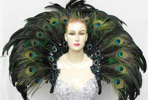 Plumes couture