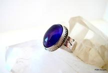 Rings / by Bramalfie Beads etc