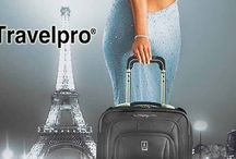 Travelpro Luggage / Travelpro Luggage. When 425,000 flight crew members worldwide put Travelpro products to test everyday.