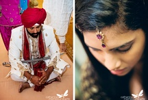 A Wedding Day Unlike Any Other / #Indianwedding captured by Catherine Mombourquette Photography #wtshow