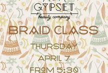 .:events and happenings:. / Listing anything and everything that Gypset is involved at! We routinely pop up at First Fridays in Helena and bridal shows all over the south.