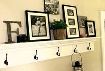 Framing ideas / Photo framing and home decor ideas