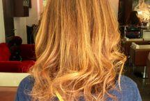 Cheveux / Coupes, couleur, entretien ...