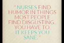Nursing / by Kacey Langendorf-Patterson