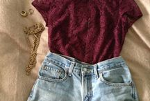Summer clothes that I love♥
