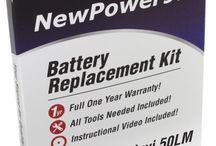 Electronics - Batteries