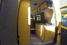 Vanguard Conversions Mercedes Sprinter Conversion  / Mercedes Sprinter camper conversion