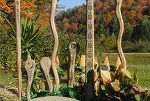 Celtic garden / by Mary Fenwick-West