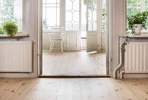 Swedish floors / Inredning och design Golv Parkett