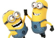 Minions Forever ★♡♥♡♥★ / by Karen Levin