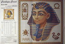 Ponto cruz Egito