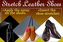 leather care/working