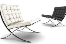 Chairs / Iconic and beautiful chairs.