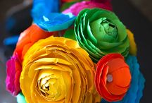 CRAFT PAPER FLOWER