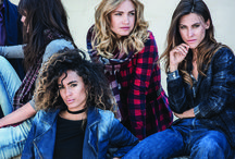 Carrera Jeans Woman Fall 2016 - New Collection / #CarreraJeans #ORIGINAL is the new #casual collection! If you seek #elegant #clothing without looking formal:  dress #URBAN. Fashion #designs and washings which are developed around the revolutionary and innovative #PLAY material, on the outside it looks like a #jeans whilst inside it as a plush #comfort #feelings.  #BASIC: the timeless collection.