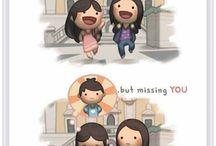 A cute love story ❤